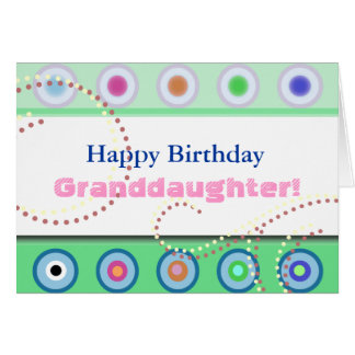 Dots Happy Birthday! Card