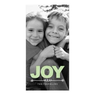 DOTS Holiday Photo Card Photo Card