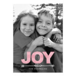 DOTS Holiday Photo Cards Invitation