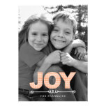 DOTS Holiday Photo Cards Personalized Invitation