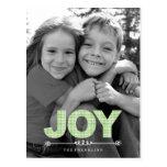 DOTS Holiday Photo Cards Postcard Postcard