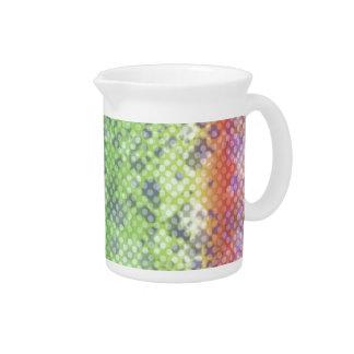 Dots II Beverage Pitcher