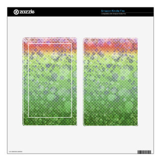 Dots II Skin For Kindle Fire