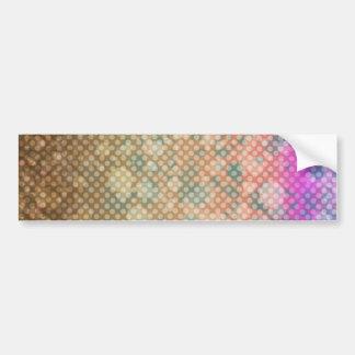 Dots III Bumper Sticker