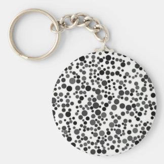 Dots. Keychain