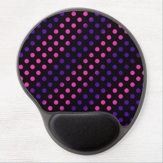 Dots mouse pads gel mouse pad