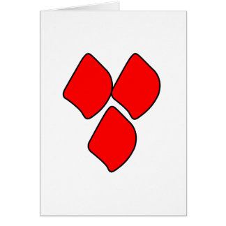 Dots of Love - Red Card