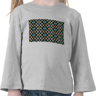 Dots On Black Shirts