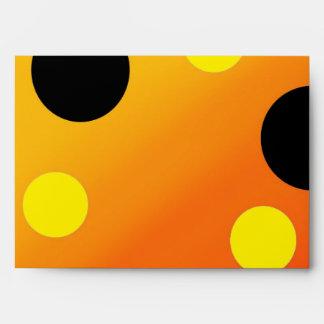 Dots On Blending Envelope