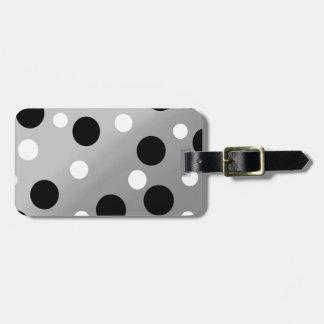 Dots On Blending Bag Tags