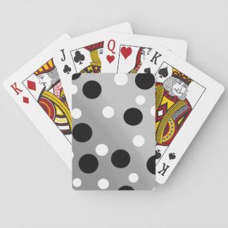 Dots On Blending Playing Cards