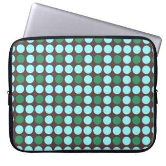 dots pattern background abstract texture circle ro computer sleeve
