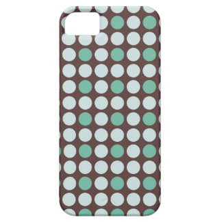 dots pattern background abstract texture circle ro iPhone SE/5/5s case