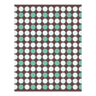 dots pattern background abstract texture circle ro letterhead