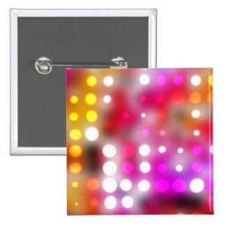 Dots pattern pin