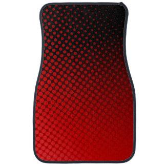 Dots Pattern Floor Mat