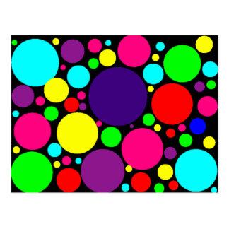 Dots Postcard