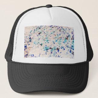 dots trucker hat