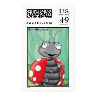 Dotsie Bug Stamp