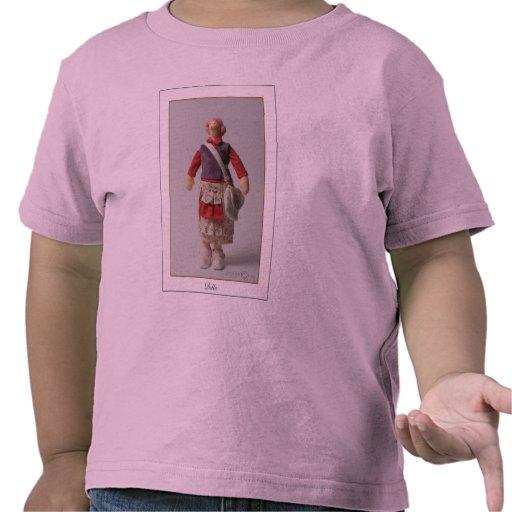 Dotta - camiseta del campanero del niño -