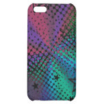 Dotted Abstract with Stars customizable design iPhone 5C Cover