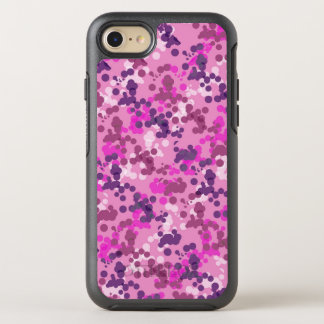 Dotted Camo OtterBox Symmetry iPhone 7 Case