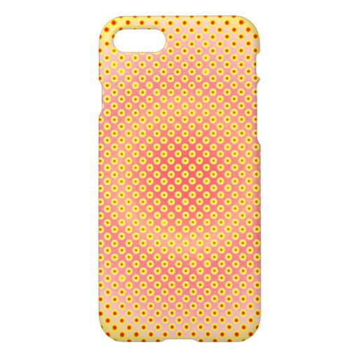 Dotted Circles iPhone 8/7 Case