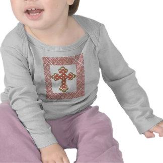 Dotted Cross T-shirt