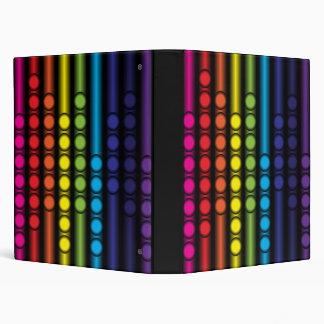 Dotted Spectrum Binder