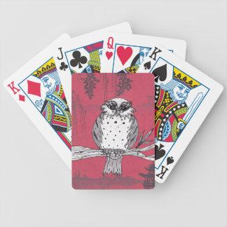 Dotti el búho 36. cartas de juego