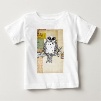 Dotti the Owl 26 Baby T-Shirt