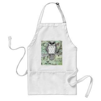 Dotti the Owl 31 Adult Apron