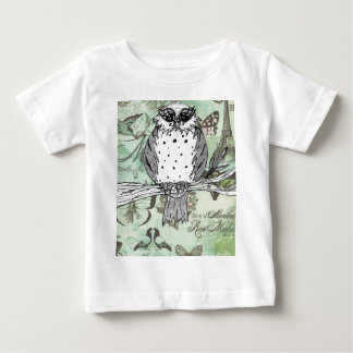Dotti the Owl 31 Baby T-Shirt