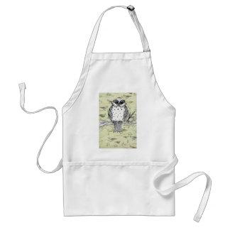 Dotti the Owl 33 Adult Apron