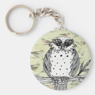 Dotti the Owl 33 Keychain