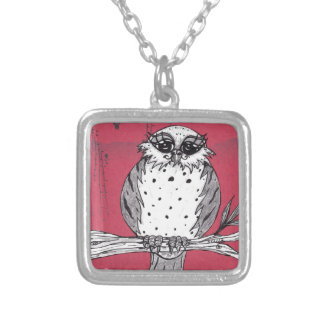 Dotti the Owl 36 Necklace