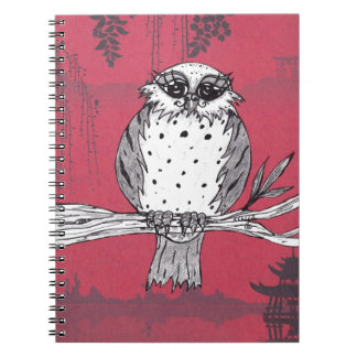 Dotti the Owl 36 Note Books
