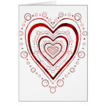 Dottie Hearts - Full Greeting Cards