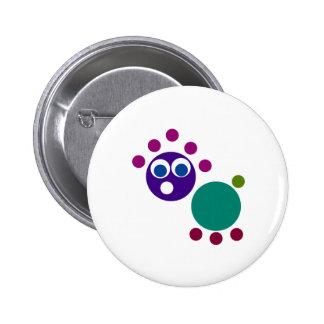 Dottle Pinback Buttons