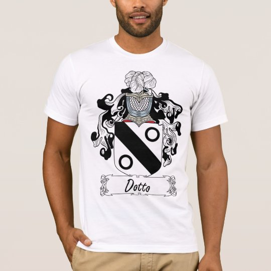 Dotto Family Crest T-Shirt