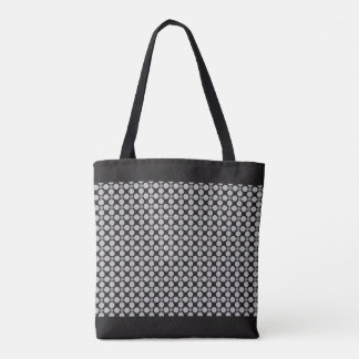 Dotty Customizable Spotted Patterned Tote