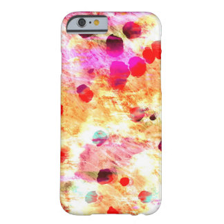 Dotty Grunge Digital Art Phone Case
