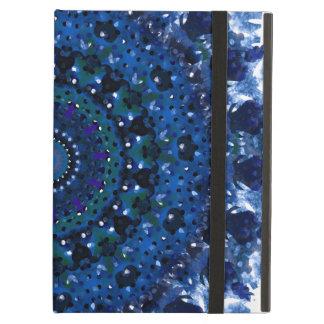 Dotty Love Mandala Kaleidoscope Case For iPad Air