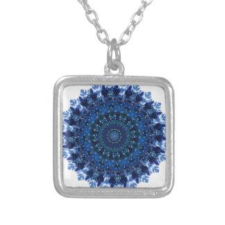 Dotty Love Mandala Kaleidoscope Custom Necklace