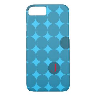 Dotty Monogram iPhone 7 Case