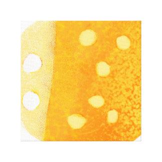 Dotty Orange-Bug Print