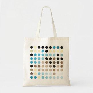 Dotty Polka Tote Bag