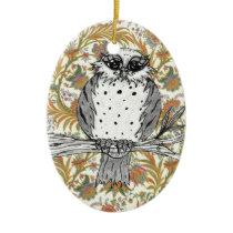 Dotty the Owl 16 Ornament