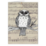 Dotty the Owl 22 Greeting Card