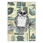 Dotty the Owl 3 Greeting Card